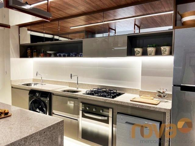 Apartamento à venda com 2 dormitórios em Setor bueno, Goiânia cod:NOV236000 - Foto 2