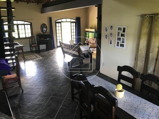 Sítio à venda com 4 dormitórios em Caxito, Maricá cod:887377 - Foto 4