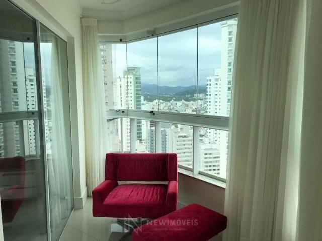 Apartamento Quadra Mar Mobiliado 3 Suítes - Foto 6