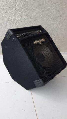 Amplificador Behringer Para Contrabaixo Ultrabass Bxl900a - Foto 2