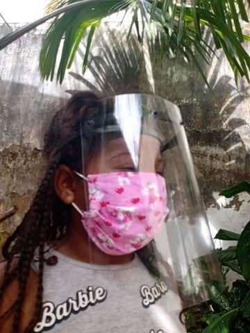 Mascaras de Proteção Facial contra Covid 19