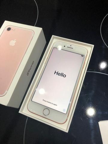 IPhone 7 rose 128 gigas