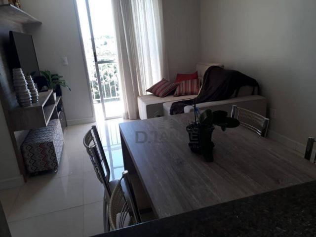 Apartamento com 3 dormitórios para alugar, 62 m² por R$ 1.100,00/mês - Jardim Myrian Morei
