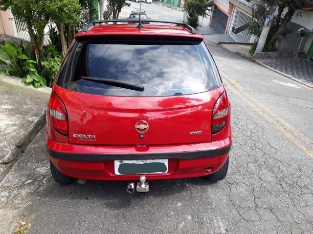 Chevrolet Celta Super 1.0 VHC Ano 2003 - Foto 13