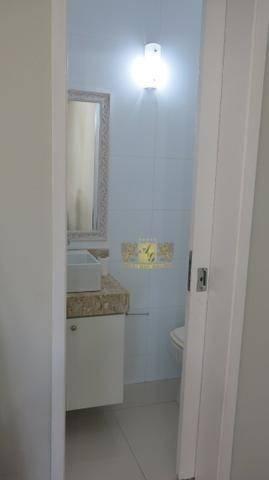 Excelente apartamento com 3 dormitórios para alugar, 120 m² - Foto 9