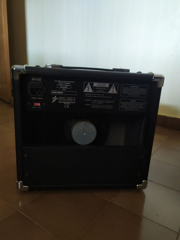 Cubo amplificador Meteoro - Foto 3
