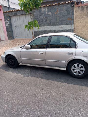 Honda civic 2000 automatico
