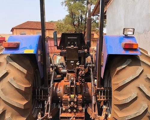 7630 New Holland <br>- 2014 - Foto 5