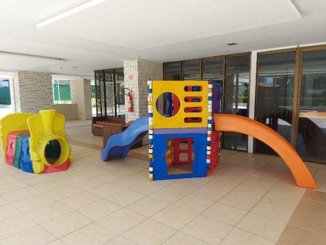 Varjota, 3 quartos, área de lazer completa, 800 m da Beira Mar - Foto 6