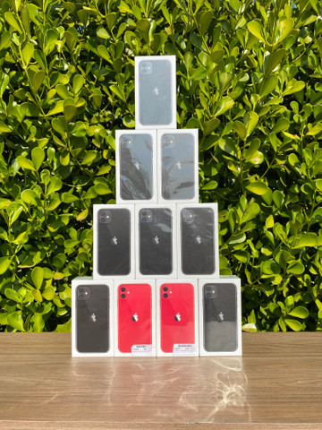 Iphone 11 128gb Novo Lacrado