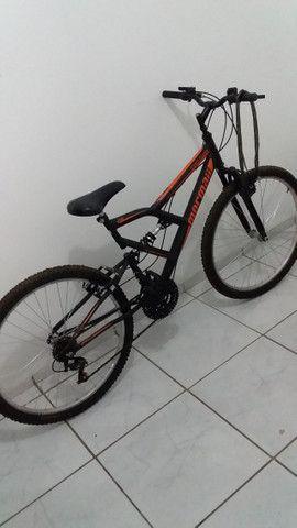 Bicicleta nova preço abaixo do mercado - Foto 2