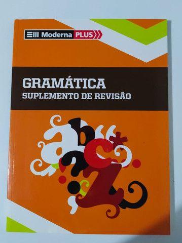 Kit Gramática - Moderna Plus em estado de novo - Foto 4