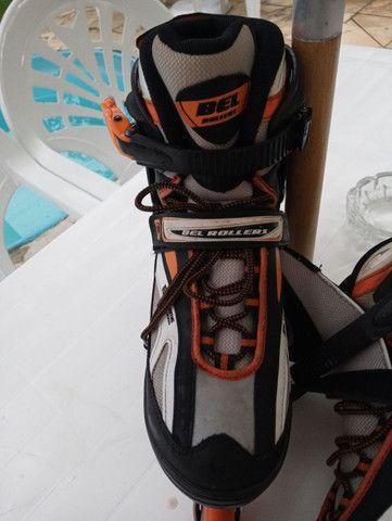 Patins Bel Rollers BX5000 - Foto 4