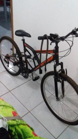 Bicicleta nova preço abaixo do mercado - Foto 3