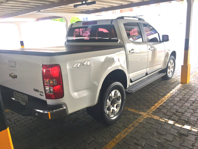 Impecável Pick-up Chevrolet S10 LTZ 4x4 - Foto 3