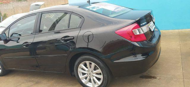 Honda Civic LXL 1.8 Flex AT, ano/modelo 2012/2012, completo - Foto 3