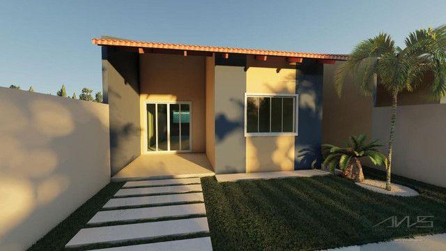 Lindas casas à venda Residencial Arara Azul - Foto 6