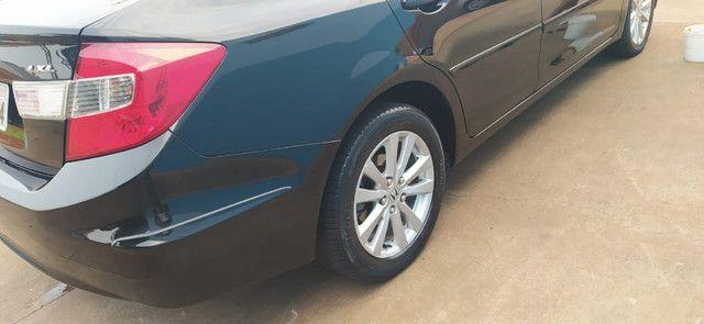Honda Civic LXL 1.8 Flex AT, ano/modelo 2012/2012, completo - Foto 5