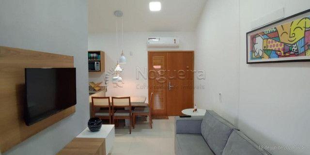 Apartamento beira mar em porto de galinhas/2 qrts/1vaga/60m/cod.664 - Foto 3