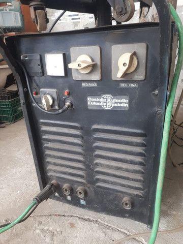 Retificador industrial - maquina de solda - profissional - Foto 3