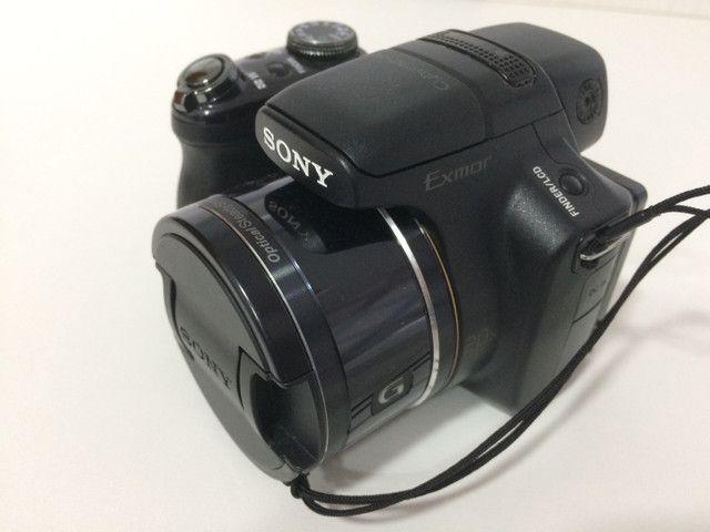Câmera Sony DSC-HX1 - Foto 2