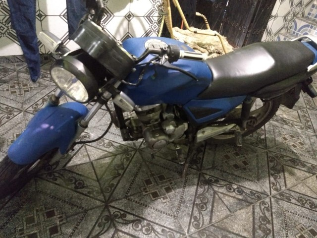 Vendo moto garinni 150