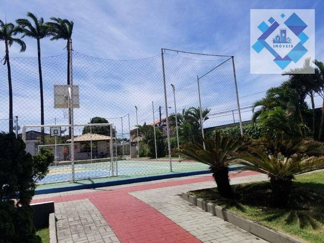 Apartamento com 3 dormitórios à venda, 90 m² por R$ 490.000 - Vila União - Fortaleza/CE - Foto 20