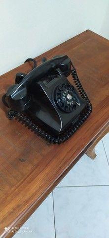 Telefone baquelite Erikson