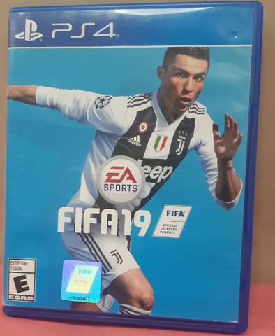 Fifa 19 ps4 seeminovo