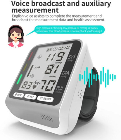 Oxímetro - Termômetro - Medidor Pressão  - Foto 2