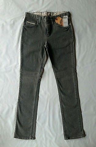 Calça Jeans Infantil Vans  - Foto 3