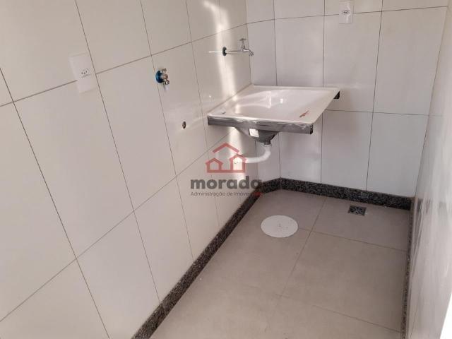 Apartamento para aluguel, 3 quartos, 1 vaga, CENTRO - ITAUNA/MG - Foto 12