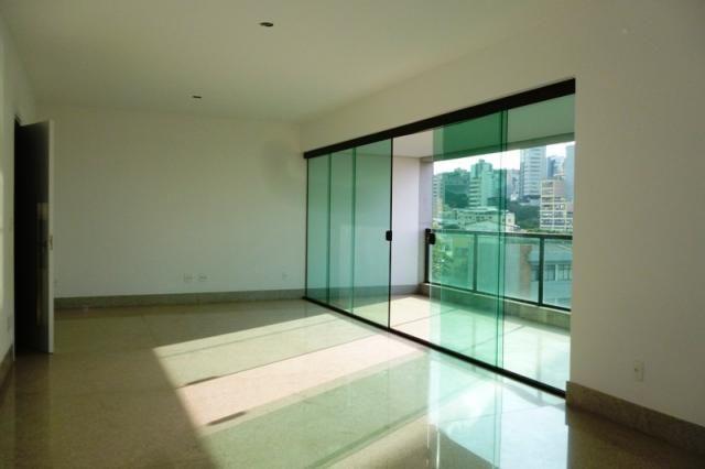Apartamento à venda, 4 quartos, 2 suítes, 3 vagas, Sion - Belo Horizonte/MG