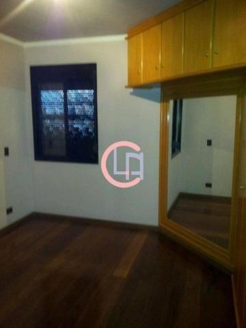 Apartamento para aluguel, 4 quartos, 1 suíte, 2 vagas, Centro - São Bernardo do Campo/SP - Foto 7