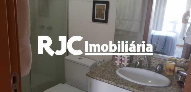 Apartamento à venda com 3 dormitórios em Tijuca, Rio de janeiro cod:MBAP32623 - Foto 6