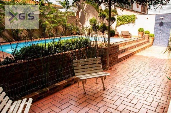 Imóvel Lindo. Casa com 4 dormitórios. Área Gourmet com piscina. Excelente Localização. - Foto 18