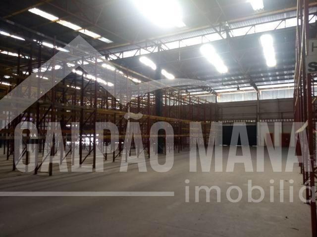 Galpão Manaus - 2.509 m² - Avenida Autaz Mirim - GML28