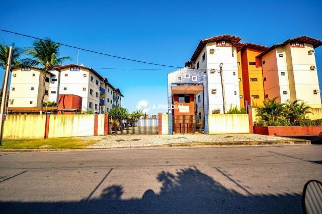 Apartamento para aluguel, 2 quartos, 1 suíte, 1 vaga, Maraponga - Fortaleza/CE