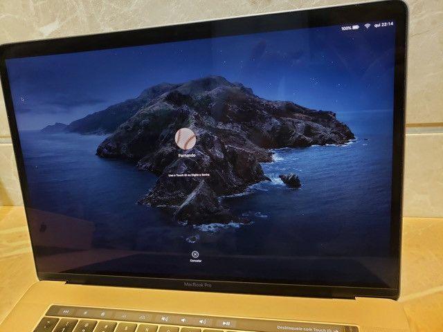 MacBook Pro - 15'' (2018) - 2,6 GHz Intel Core i7 6-Core - 32gb Memória - Foto 6