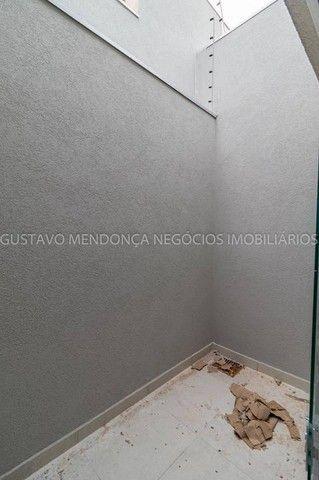 Linda casa nova no bairro Rita Vieira 1 - Alto padrão de acabamento e em excelente localiz - Foto 11