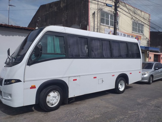 vendo micro onibus 2008/2008