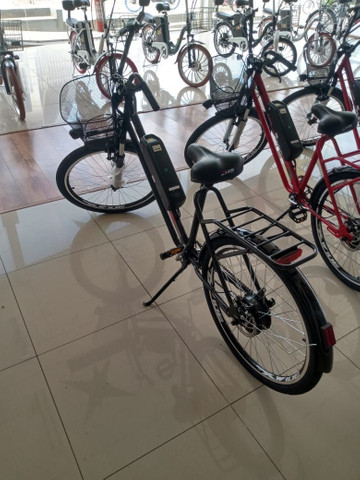 Bike elétrica Duos 48v