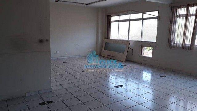 Conjunto para alugar, 487 m² por R$ 4.523,86/mês - Centro - Santos/SP