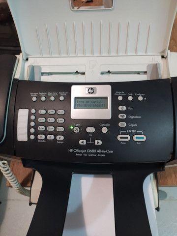 Impressora usada HP J3680 no estado - Foto 3