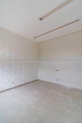 Linda casa nova no bairro Rita Vieira 1 - Alto padrão de acabamento e em excelente localiz - Foto 8