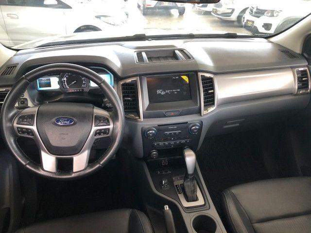 Ford ranger xlt, 4x4, at, disel, completa. em perfeito estado. - Foto 4