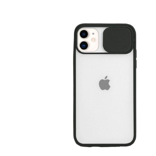 Case Capinha Silicone Proteção Câmera Iphone 12 Pro/ Pro Max - Foto 5