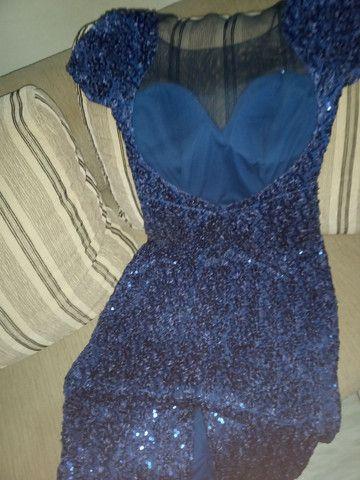 Vende Se Um Vestido Longo Para Festas  - Foto 2
