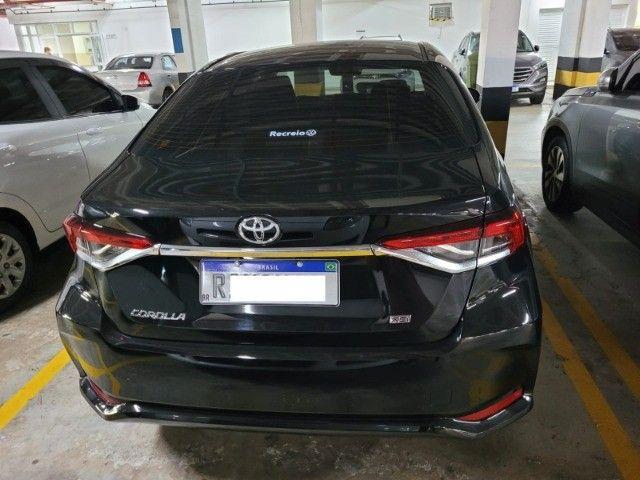 Toyota Corolla Xei 2.0 flex vvti 2020/2020 Igual Zero Km. - Foto 4
