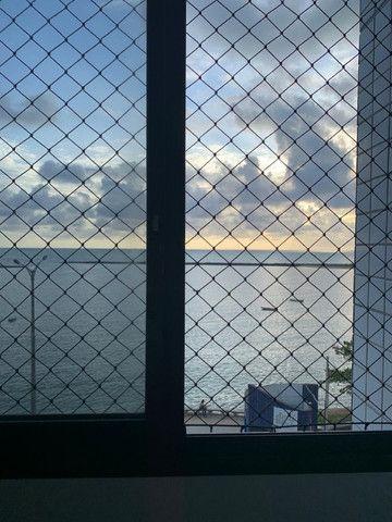 Excelente apt. a beira mar de Olinda, belíssima vista para o mar, ótima localização! - Foto 8